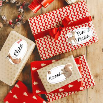 Geschenksticker