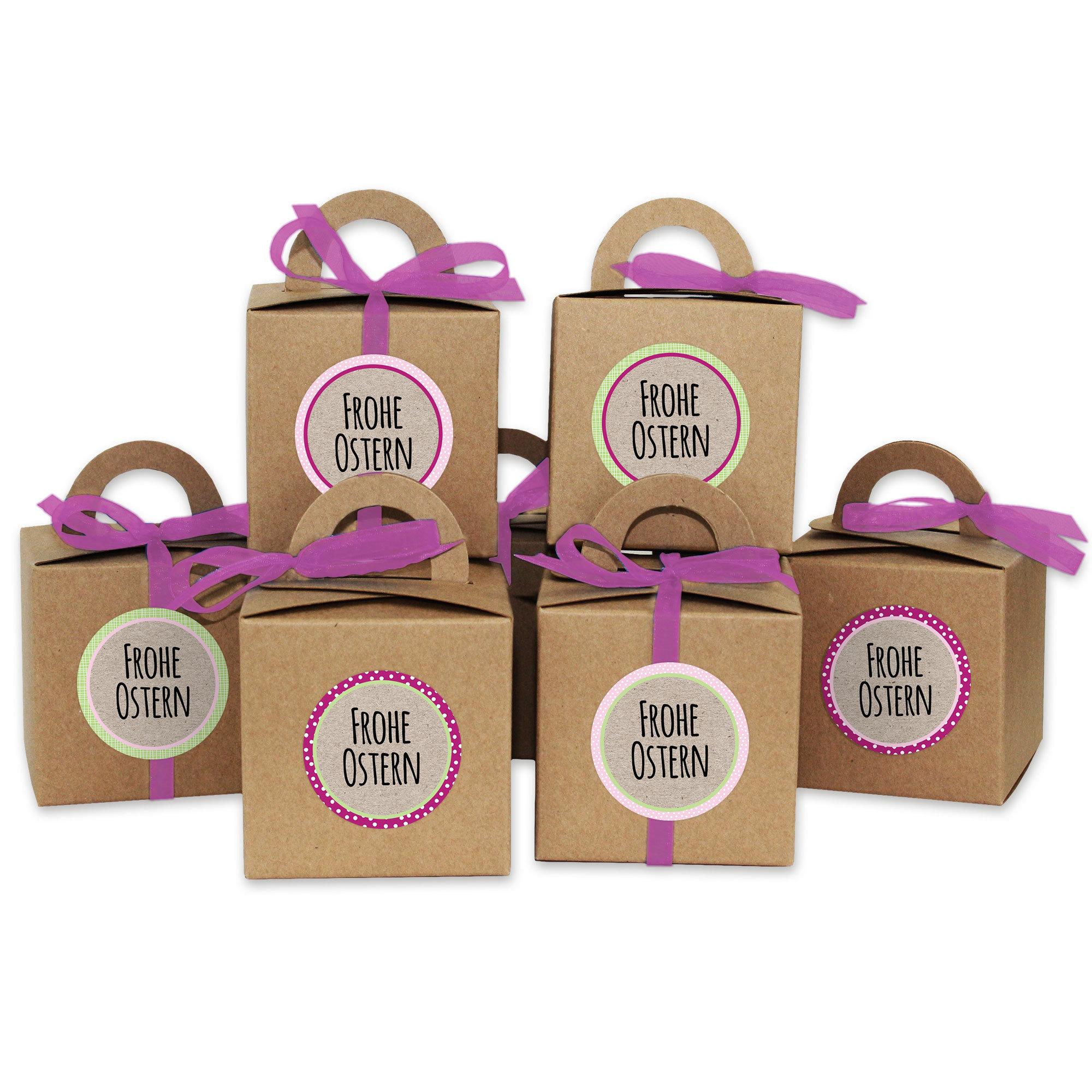 diy osterhasen kisten kraftpapier geschenkboxen zu ostern geschenkverpackung zum bef llen. Black Bedroom Furniture Sets. Home Design Ideas