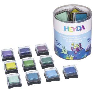 10-Stempelkissen-Set-Aqua