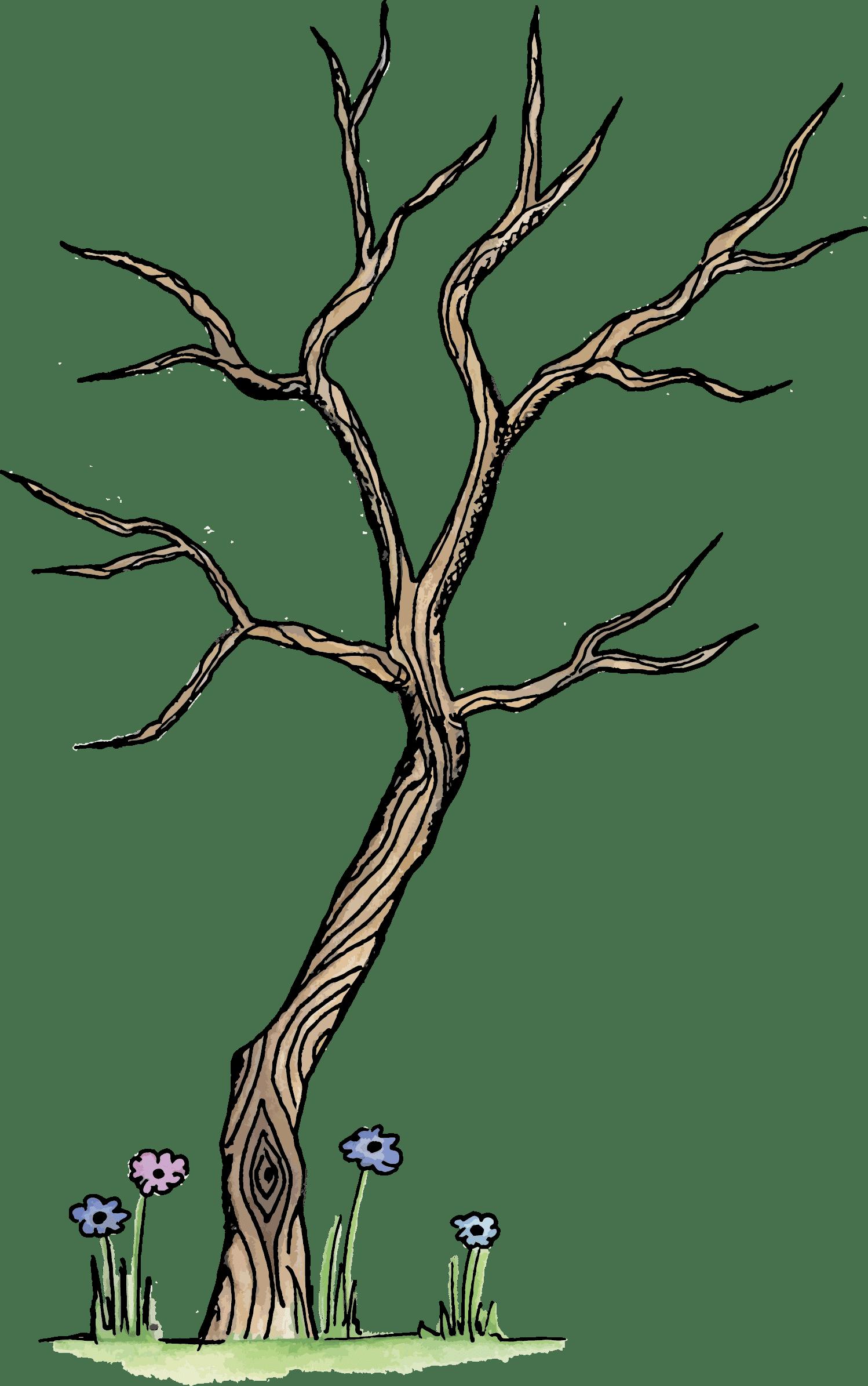 Ungewöhnlich Baum Farbseiten Zeitgenössisch - Druckbare Malvorlagen ...
