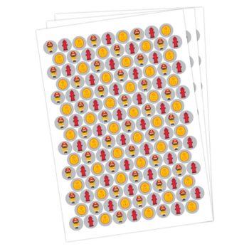 Motiv Meerjungfrau blanko Set 15 Motivierendes Konzept als Erziehungshilfe Papierdrachen Belohnungstafel Set f/ür Kinder als Abrei/ßblock 10 Blatt mit tollen Stickern f/ür Jungs und M/ädchen