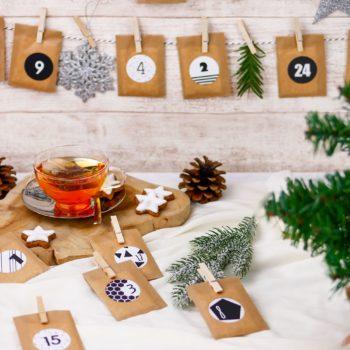Tee- & Foodbox Adventskalender