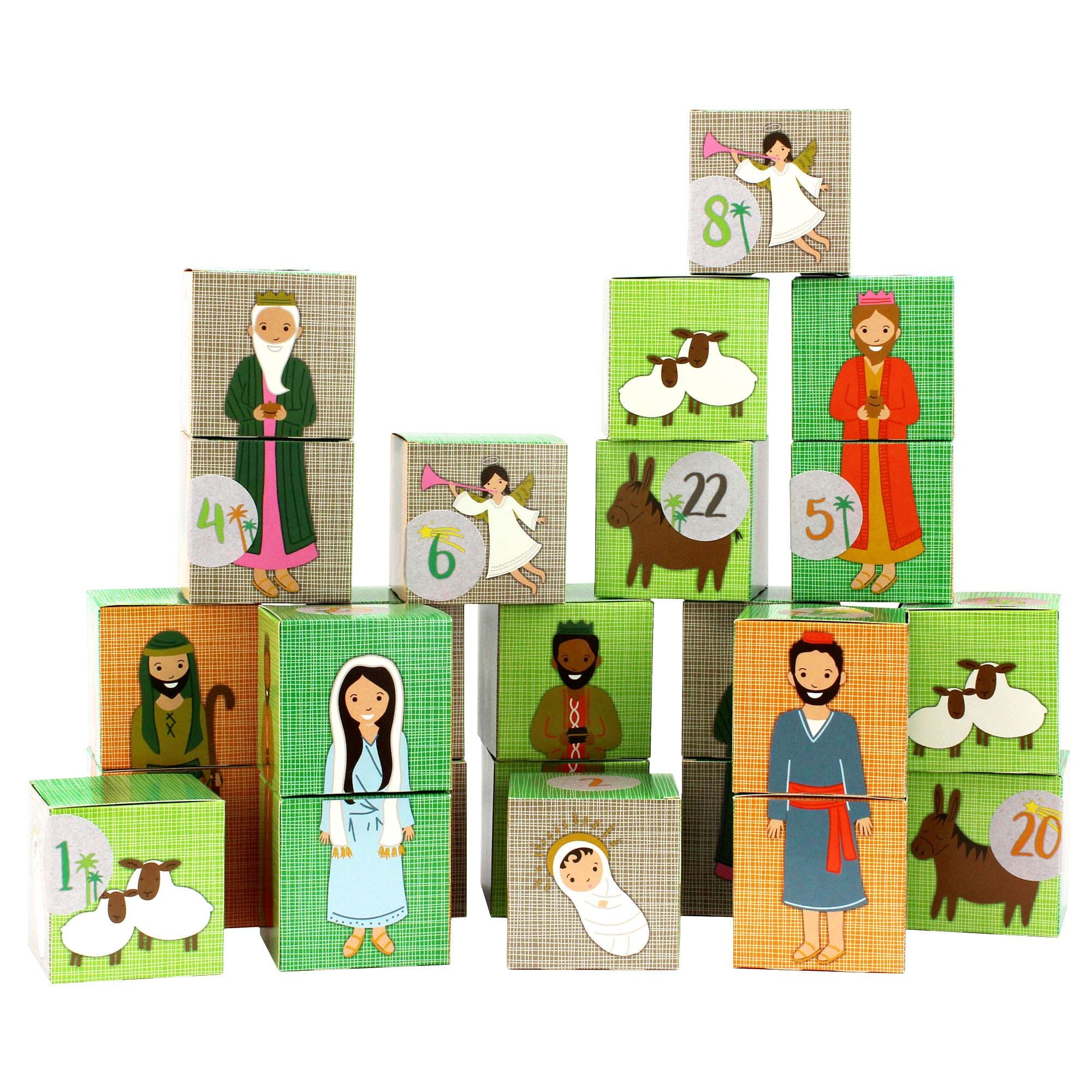 400 041 025 1 Adventskalender Online Geschenkidee Kinder