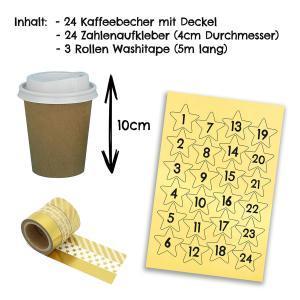 Basteln Mit Coffee To Go Becher