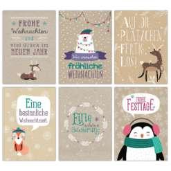 Weihnachtskarten Mit Fingerabdruck.Weihnachten Archive Papierdrachen
