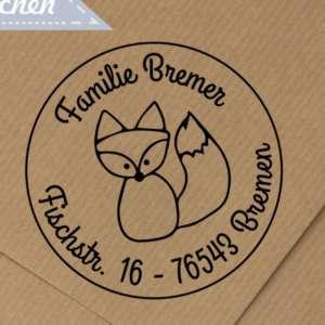 Individueller-runder-Holz-Adressstempel-mit-Fuchs-Motiv-personalisierter-Stempel-mit-Namen-Adresse-B01CMIFG10.jpg